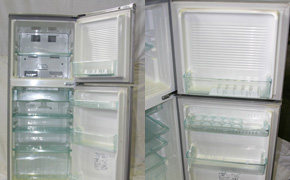 Used second hand refrigerators freezers japanese wholesale