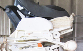 used second hand baby equipment buggy wholesale supplier