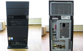 used second hand japanese pc desktop computers supplier export