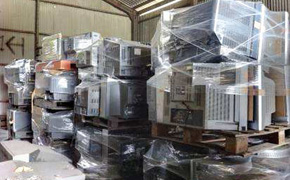 used second hand japanese crt televisions electronics wholesale supplier export