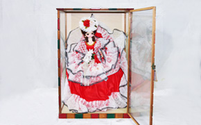 used second hand japanese dolls display case wholesale supplier