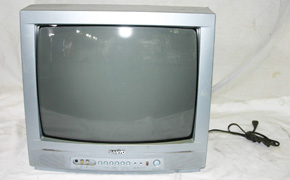Used second hand japanese crt tv wholesale supplier export