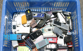used second hand japanese electronics mobile phones wholesale supplier