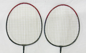used second hand japanese sports rackets badmington tennis wholesale supplier