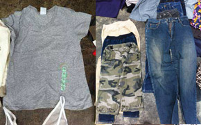 japan used second hand clothing sorted mixed mens export manila philipines import