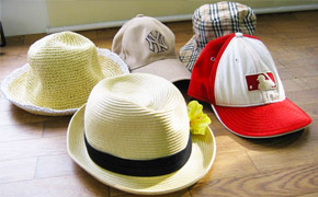 japan used mens womens childrens hats togo import export
