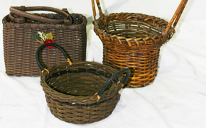 used second hand japanese homeware basketware wholesale supplier togo