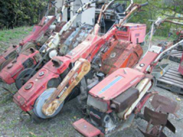Used Tillers