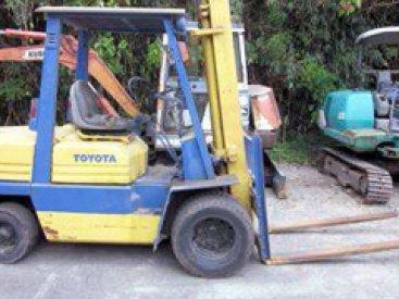 Used Forklift Trucks