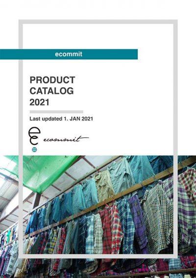 ecommit Product Catalog 2021