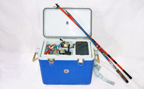 used second hand japanese fishing tackle equipment wholesale supplier