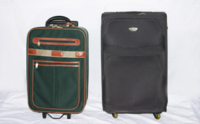 used second hand japanese travel luggage suitacases wholesale supplier